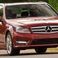 گیربکس اتوماتیک Mercedes Benz C200