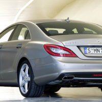 گیربکس اتوماتیک Mercedes Benz CLS350