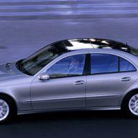 گیربکس اتوماتیک Mercedes Benz E200