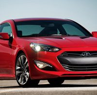 گیربکس اتوماتیک Hyundai Genesis Coupe